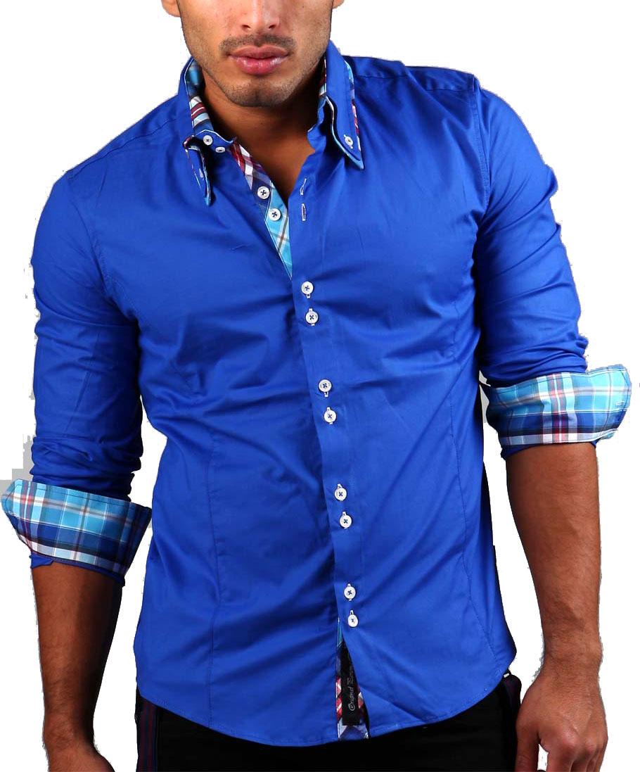 Chemise homme fashion comment la choisir - Chemise homme fashion coupe italienne cintree ...