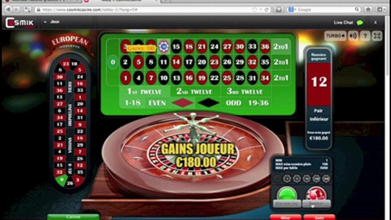 Le principe des casinos en ligne sur jackpotonline.fr