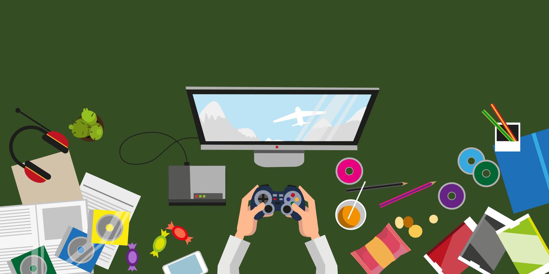 Game design: faire un métier captivant et fructueux
