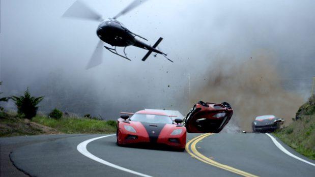 Film course de voiture : je suis un fan de Fast and Furious