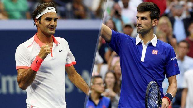 Federer djokovic, un combat de titans