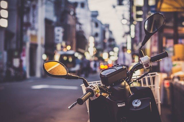 Choisissez une assurance pour votre scooter