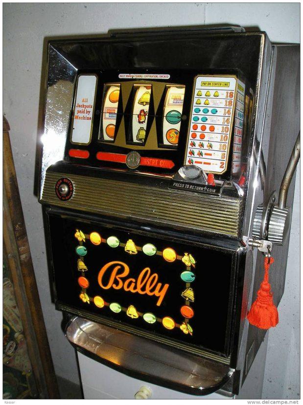 Machines a sous : de la modernité au service du jeu